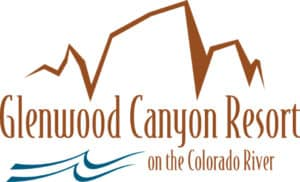Glenwood Canyon Resort Logo and one of STU Enterprises clients