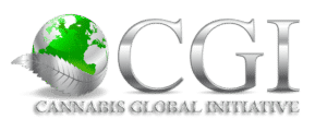 Cannabis Global Initiative Logo working with STU Enterprises on SEO