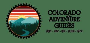 Colorado Adventure Guides Logo and a current client of STU Enterprises